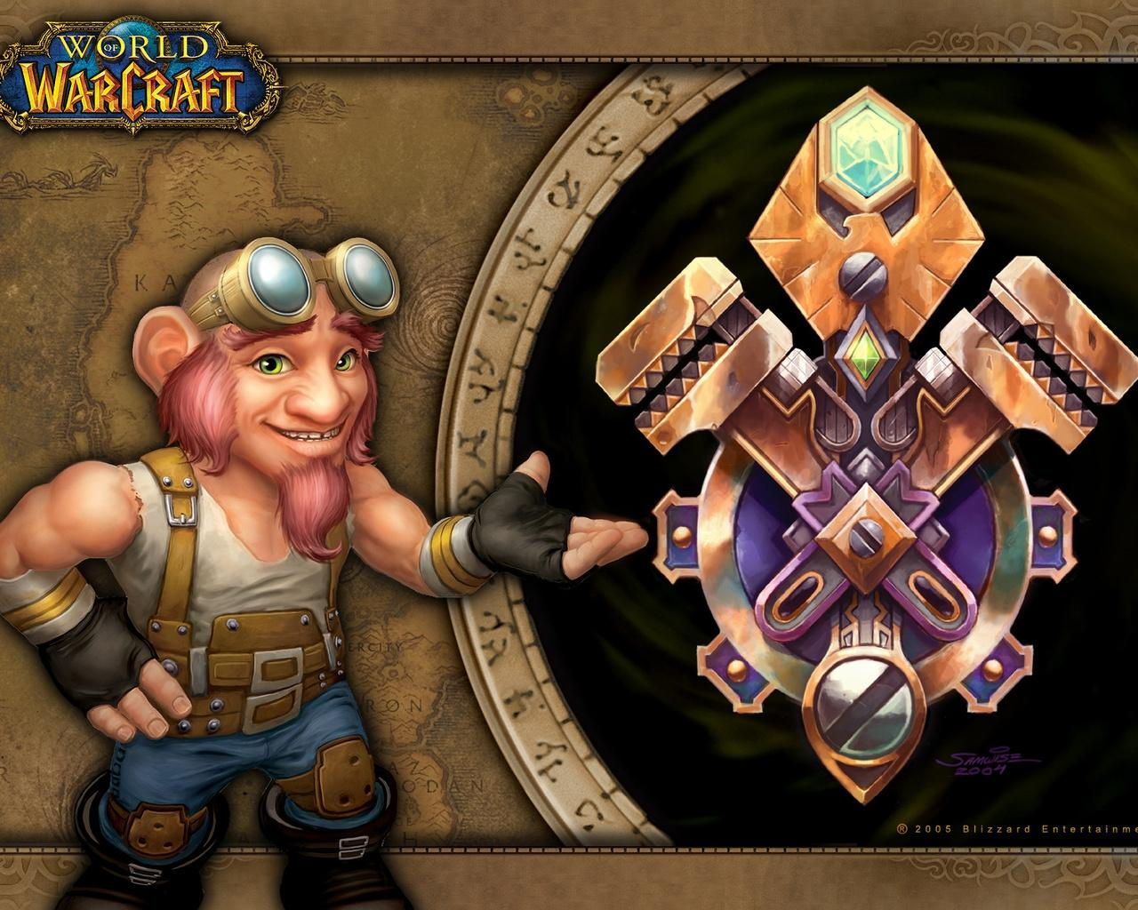 World of warcraft gnome hentia clips