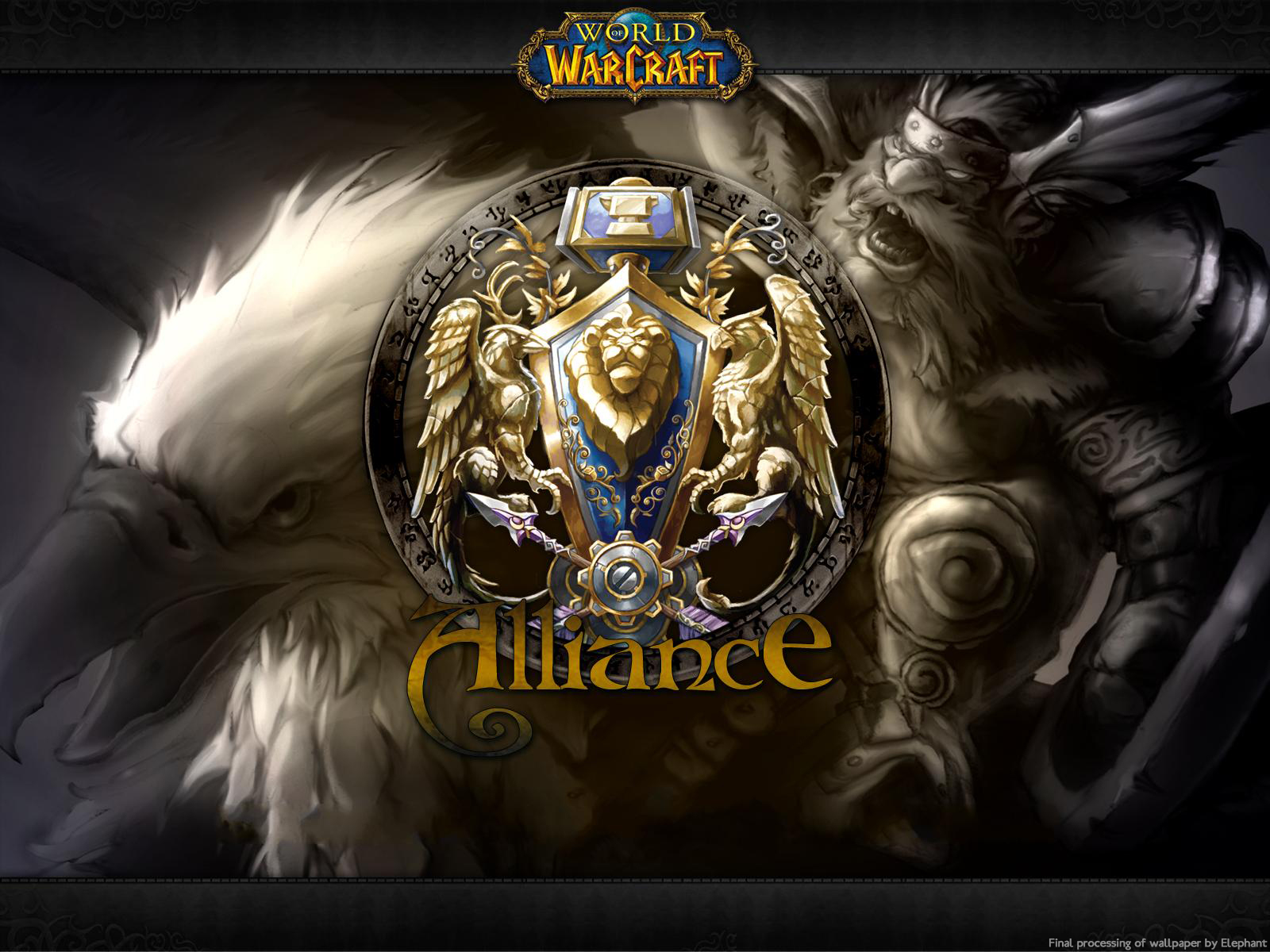 Alliance wallpaper wow hentai images